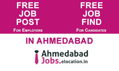 Ahmedabad Jobs